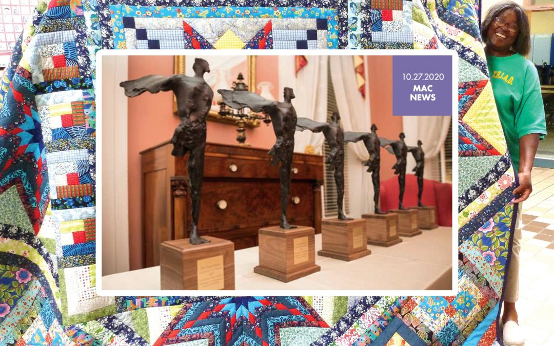 TUTWILER QUILTERS AMONG 2021 GOVERNOR'S ARTS AWARDS RECIPIENTS